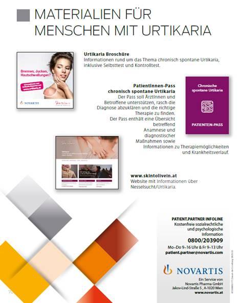 Patienten Partner - Skin To Live in